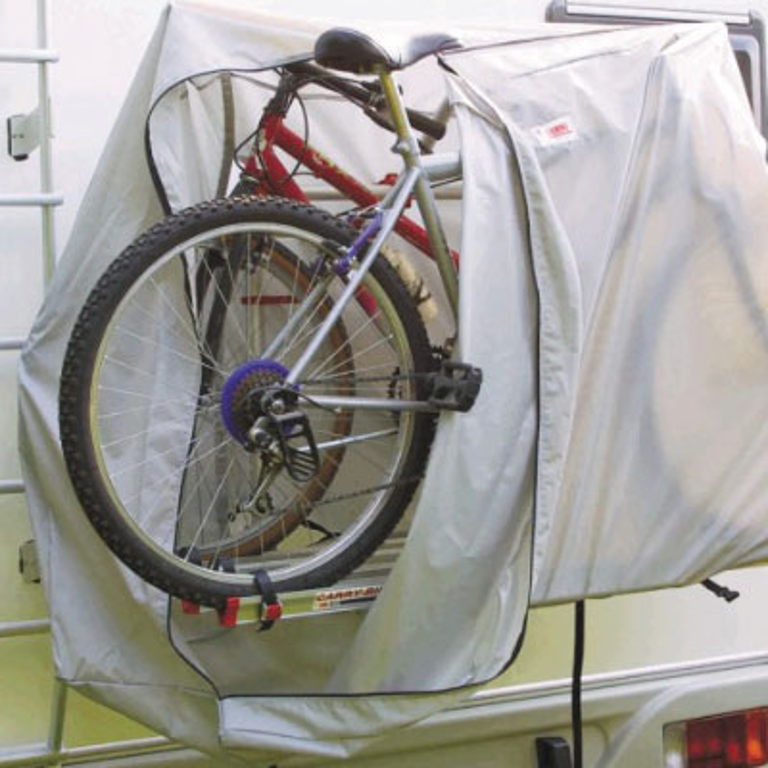 Cover til cykelstativ