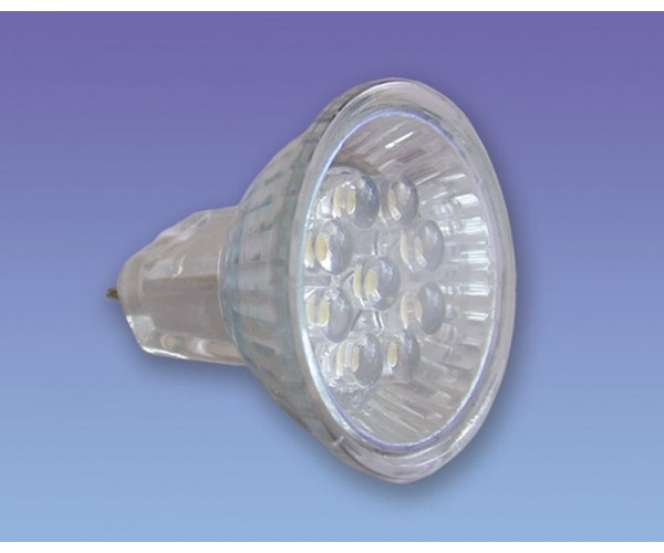 Pære LED MR11 12V/0,6W-31
