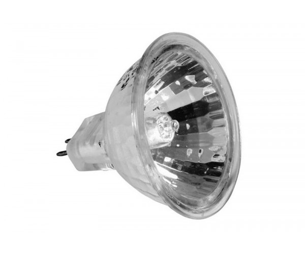 Halogen pære 12 V, 15 watt, Ø 50 mm