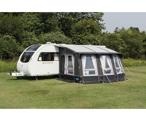 Kampa Ace AIR 400 All Season luftfortelt kan bruges hele