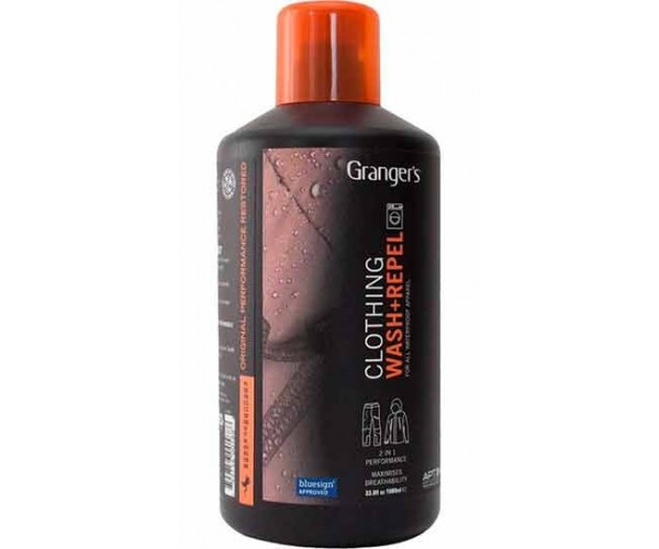 Granger´s 2in1 Wash & Repel 1000 ml.