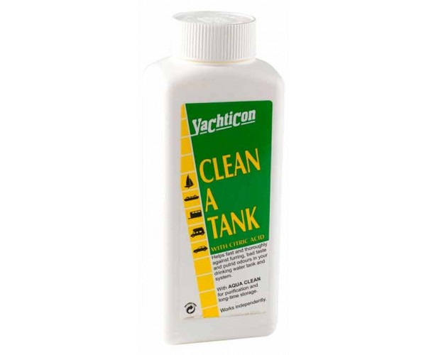 "Tankrens ""Yachticon Clean A Tank"""