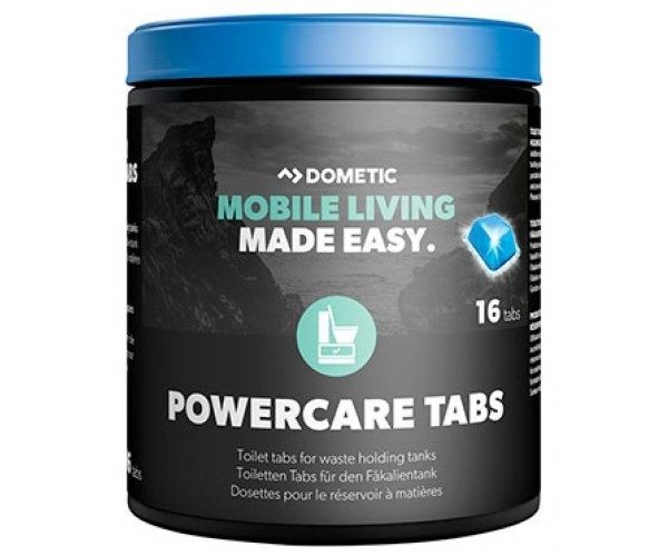 "Toilettabs ""Dometic Powercare Tabs"""