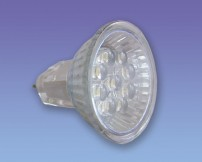 Pære LED MR11 12V/0,6W-20