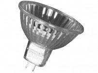 Halogen pære 12 V, 10 watt, GU 5,3, Ø 51 mm