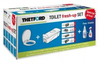 Toiletkit Thetford Fresh Up til C250-20