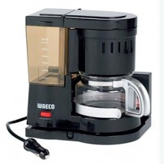Kaffemaskine 12 V 5 kopper