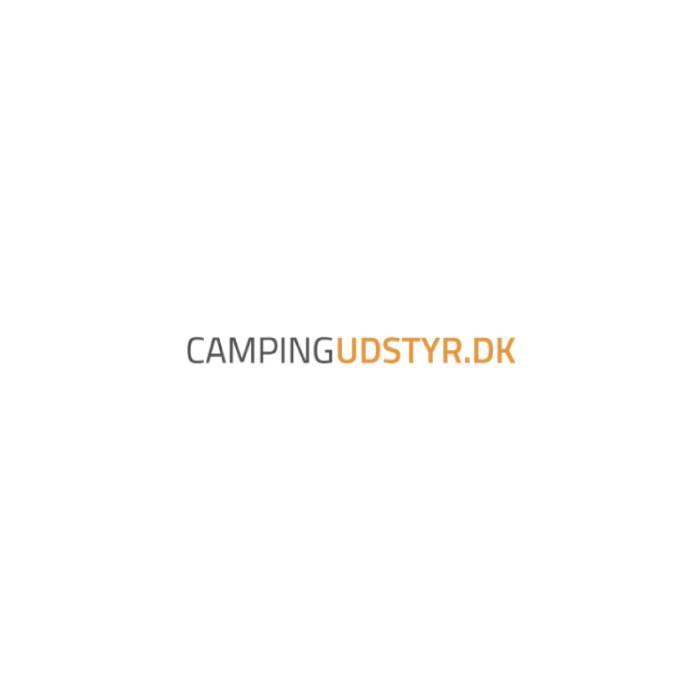 Kampa Advarselsskilt rød/hvid i Alu