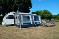 Kampa Grande AIR All-seson 390