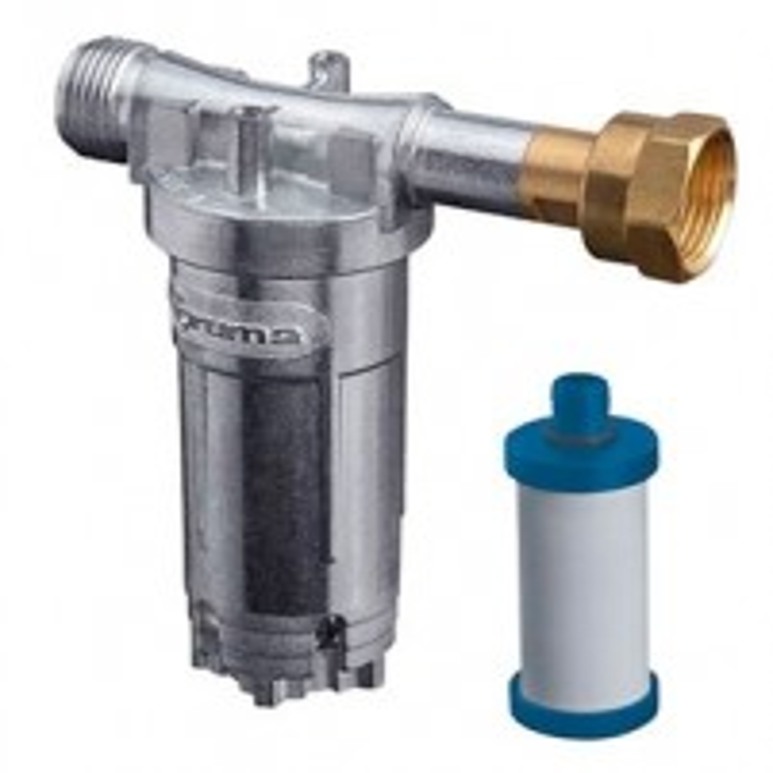Truma gasfilter - beskytter mod forurening og oliering