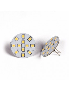 Kampa G4 SMD LED Pærer-12 LED Rear Pin-20