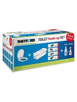 "Toiletkit ""Thetford Fresh Up til C400""-20"