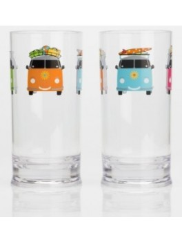 Camper Smiles, Tall Tumbler 55 cl