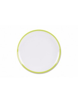 Citrus Green Summer Plate