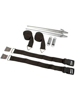 Fiamma Tie-down kit - sort