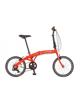 "20"" aluminiums foldecykel, Alu-City, 7 gear."