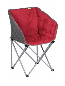 Kampa Tub Chair  foldestol - Rød
