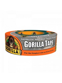 Gorilla tape silver