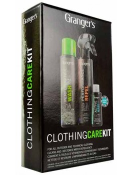 Granger´s Clothing Clean & Proof Kit
