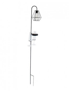 solcelle lampe Royal Camping