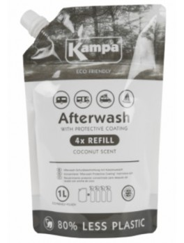 Kampa Afterwash - 1L Eco Pouch refill