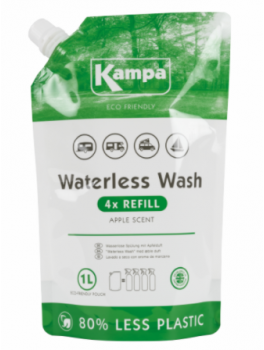 Waterless Wash - 1L Eco Pouch
