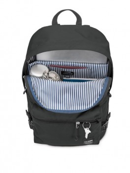 LX400 Backpack open