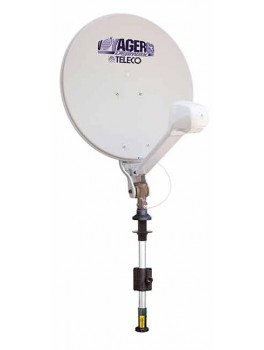 Parabolantenne Teleco Voyager Digimatic