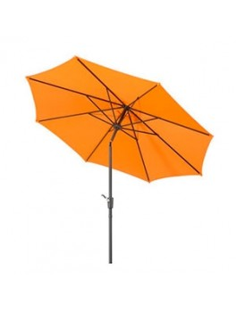 parasol Harlem - orange 270cm i diameter