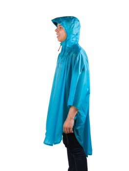 Sea to Summit Nano Poncho Blue
