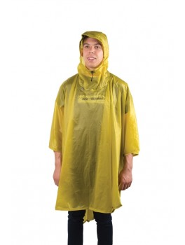 Sea to Summit Nano Poncho Lime
