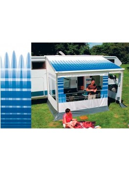 Omnistor Safari-Residence markisetelt, blue sky - 4,5 m - Medium
