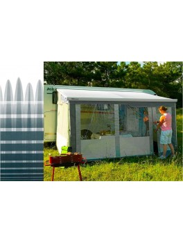 Standardfront Safari Residence G2, Alaska Grey - 4,0 m - XL