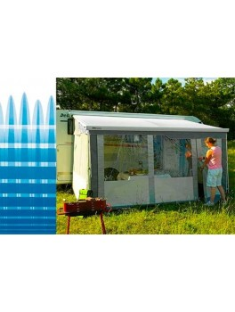 Standardfront Safari Residence G2, Blue Sky - L 6,0 meter - XL