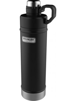 Stanley Classic Water Bottle 0,75L - Mat Black