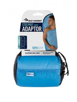 Coolmax® Adaptor Traveller Liner Blue