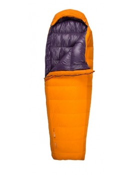 Trek TkII Womens Right Zip Orange
