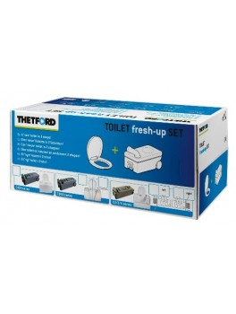 Toiletkit |Thetford Fresh Up til C200 venstre