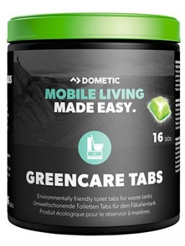 "Toilettabs ""Dometic Greencare Tabs"""