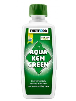 "Toiletvæske ""Aqua Kem Green"" 375 ml."