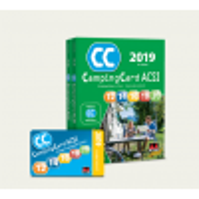 acsi camping card bog 2018